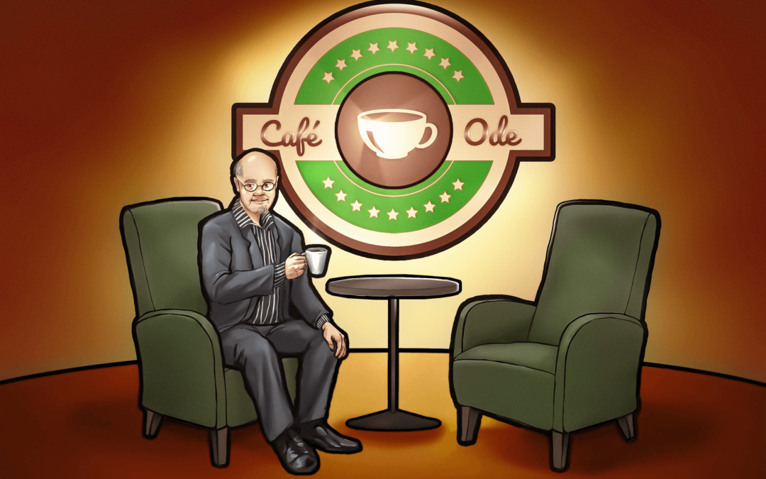 Café Ode: Mullistaako digiloikka tieteen tekemisen?